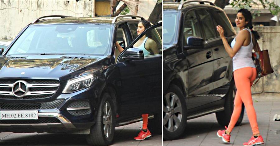 Range Rover से Mercedes S-Class तक; Janhvi Kapoor, Boney Kapoor की लक्ज़री राइड्स