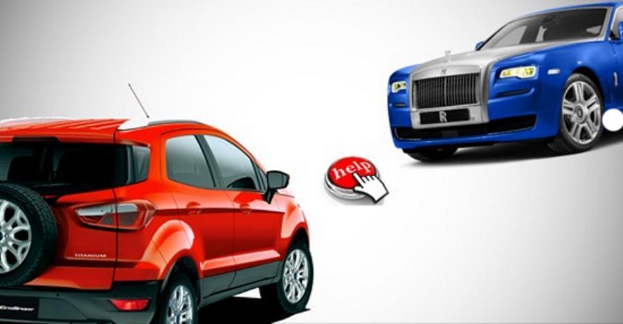 Tata Hexa-Range Rover से Ford EcoSport-Rolls Royce तक; आम कार्स में लक्ज़री कार्स के फ़ीचर्स