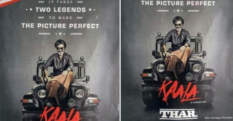 Mahindra ने जारी किया Rajnikanth की नयी फिल्म Kaala पर आधारित Thar का नया विज्ञापन