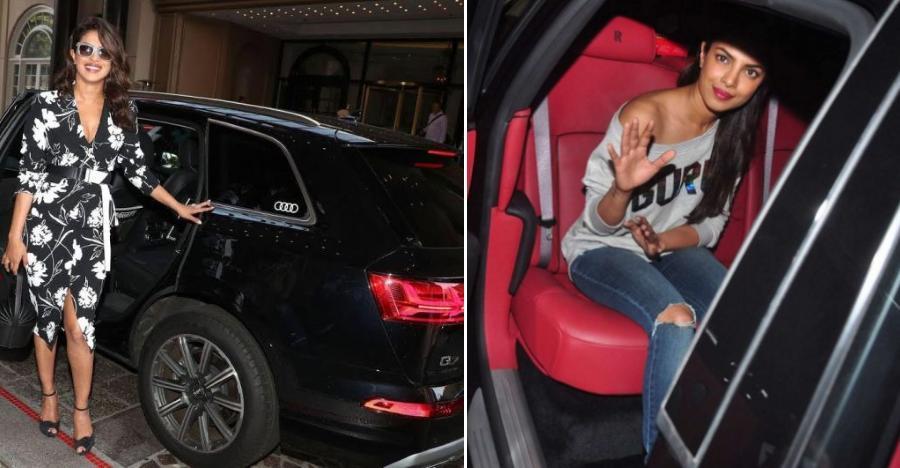 Rolls Royce Ghost से Audi Q7 तक: Priyanka Chopra की निहायती महंगी कार्स