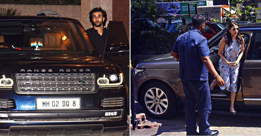 Alia Bhatt से Ranbir Kapoor तक; इन बॉलीवुड एक्टर्स को Range Rover SUVs पसंद हैं!