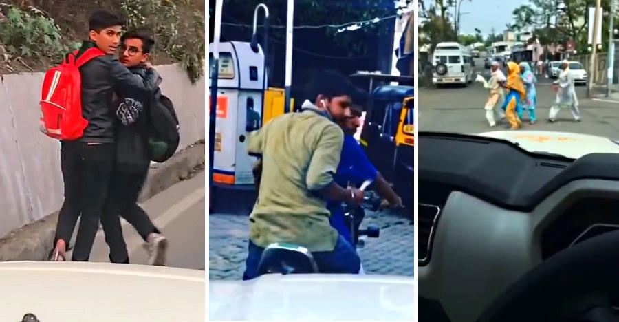 ट्रेन के हॉर्न वाली ये Mahindra Scorpio साफ़ दिखती है कि क्यों ये हॉर्न अवैध हैं [वीडियो]