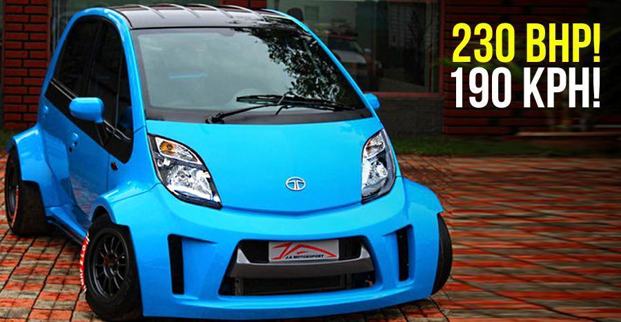 Maruti Ertiga से Tata Nano तक; 10 कार्स जिनका ऐसा मॉडिफाइड आपने पहले नहीं देखा होगा