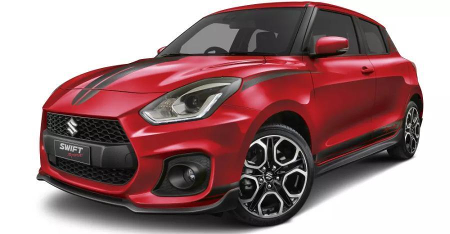 Suzuki Sport Red Devil Edition स्पीड और स्पोर्टी लुक का जीता-जागता नमूना है!