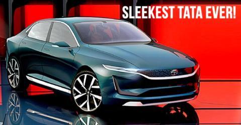 Tata Motors की भविष्य की इलेक्ट्रिक कार्स का रेंज 200-300 किलोमीटर प्रति चार्ज हो सकता है!