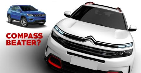 Jeep Compass को चुनौती देने के लिए Peugeot जल्द ही भारत में लॉन्च करेगी नयी SUV!