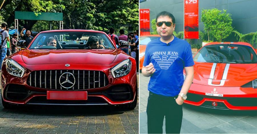 Rolls Royce से Ferrari तक; मशहूर Yohan Poonawalla का एक्सोटिक कार कलेक्शन