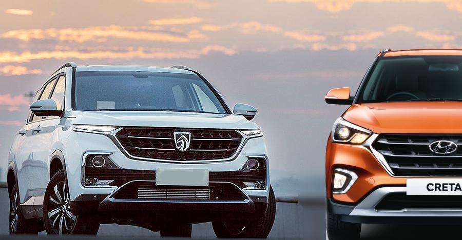 भारत में आ रही MG Motor की पहली SUV आपको Hyundai Creta ख़रीदने पर अफ़सोस करवा सकती है.