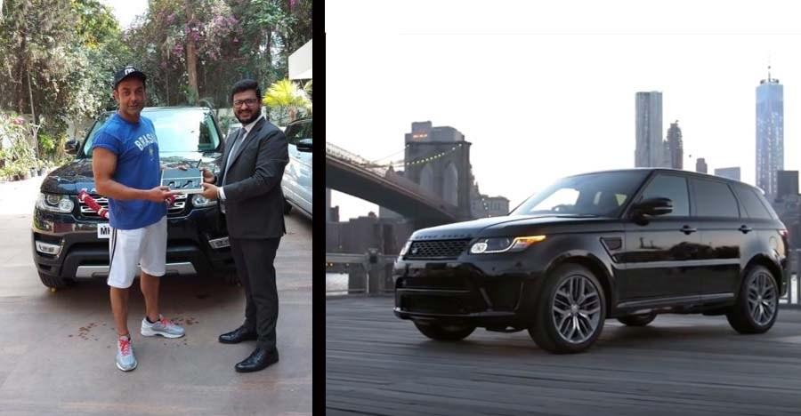 Bobby Deol ने Race 3 की सफलता के बाद खरीदी Range Rover Sport SUV