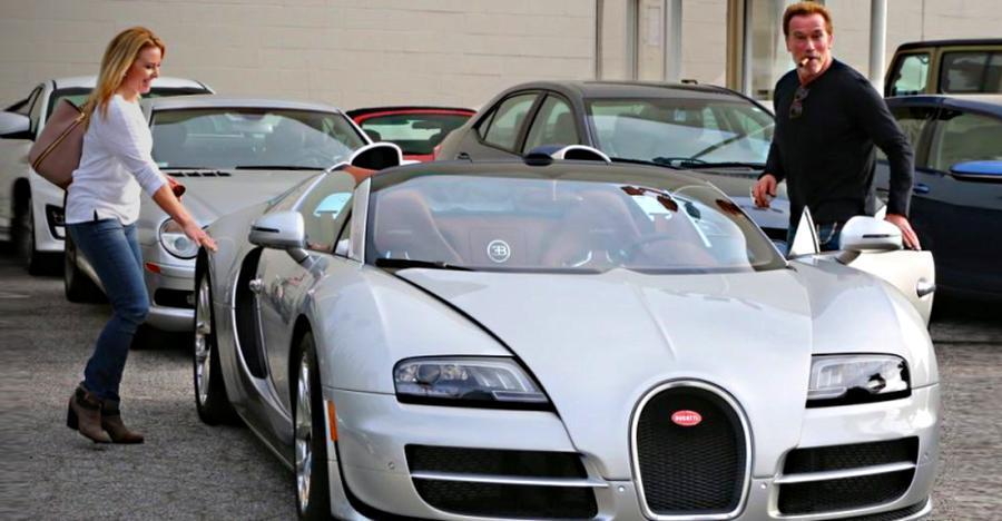 Bugatti Veyron hypercar ख़रीदने वाले 10 मशहूर हस्तियां