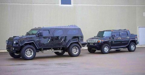 ऐसी दैत्याकार SUVs जिनके सामने Hummers भी छोटी लगेंगी!