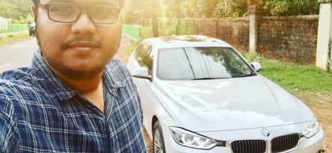 इस 21-वर्षीय युवक के पास एक BMW है, और आपके पास?