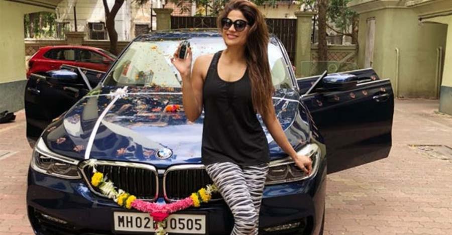 'Mohabbatein' स्टार Shamita Shetty ने हाल ही में खरीदी है एक BMW 630i GT!
