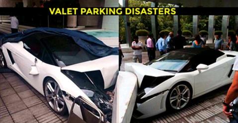 वैले पार्किंग में गलतियों के 6 किस्से, और क्यों आपको अपनी कार खुद पार्क करनी चाहिए