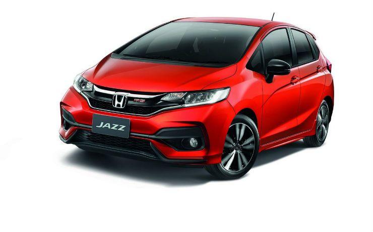 फेसलिफ्टेड Honda Jazz, Maruti Baleno और Hyundai i20 Elite को टक्कर देने भारत आ रही है