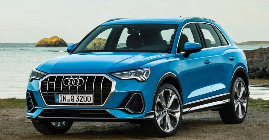 नई Audi Q3 अनावरण, जो जल्द ही भारत में भी आएगी