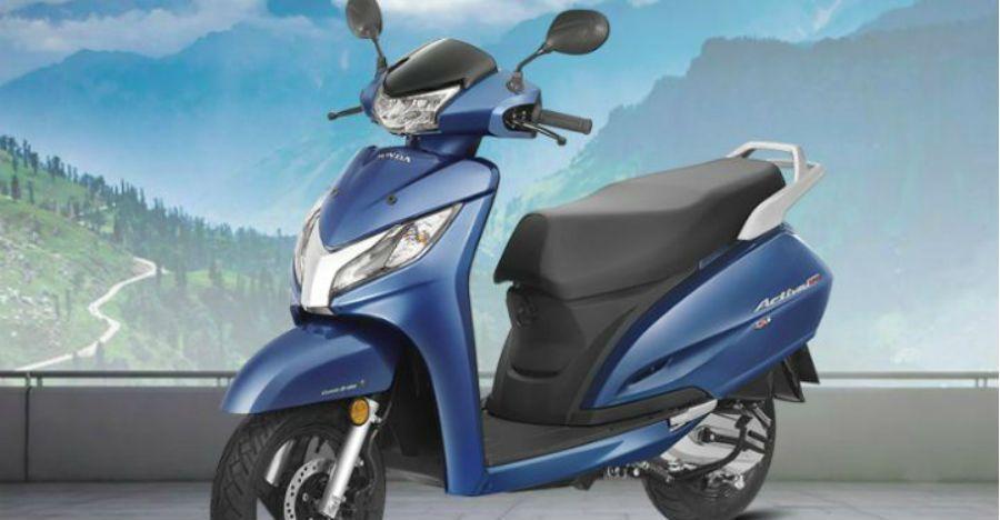 Honda ने इंडिया में लॉन्च किया Activa ऑटोमैटिक स्कूटर का अपडेटेड वर्शन