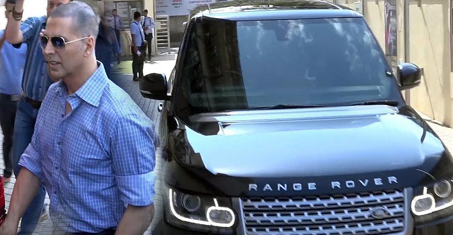 Akshay Kumar से Ranbir Kapoor तक; बॉलीवुड सेलेब्स जिन्हें Range Rover Vogue से प्रेम है…