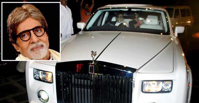 Amitabh की Rolls Royce से Aamir की Bentley तक; बॉलीवुड मेगास्टार्स की बेहद महंगी कार्स