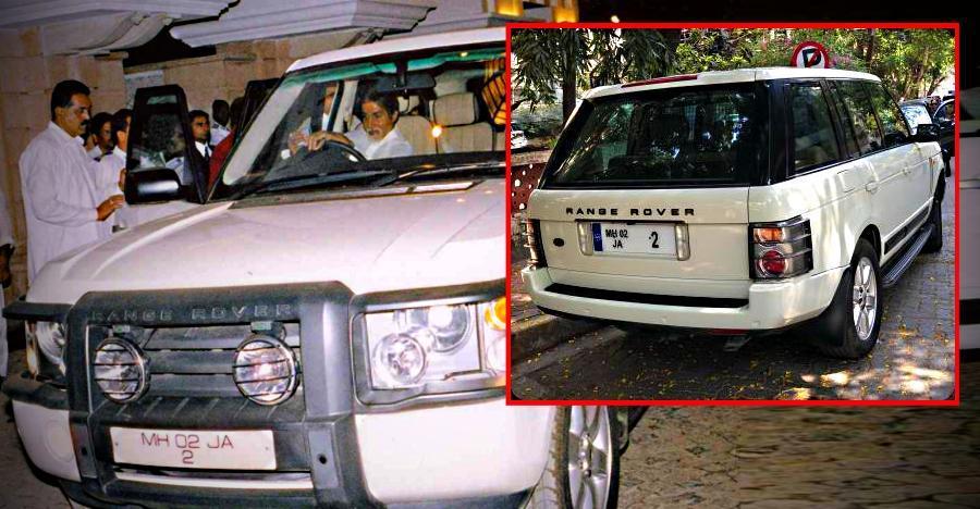 अब आप भी बन सकते हैं Amitabh Bachchan की Range Rover के मालिक!