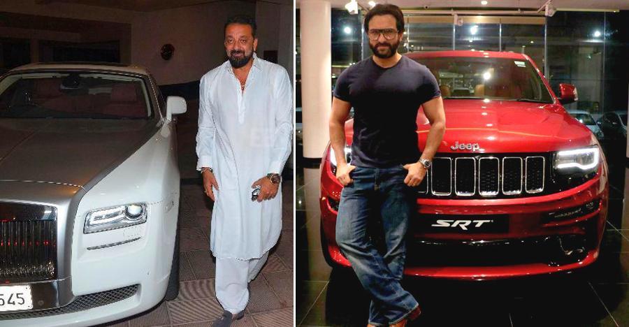 Sanjay Dutt की Rolls Royce से Abhishek Bachchan की Bentley; बॉलीवुड की 10 महंगी गिफ्ट कार्स