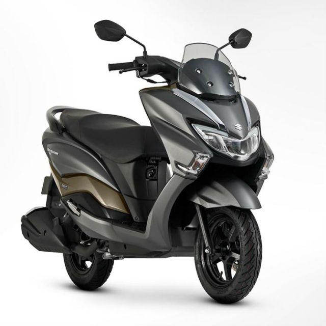 Honda Grazia को टक्कर देने वाला Suzuki Burgman Street स्कूटर इस दिन लॉन्च होगा