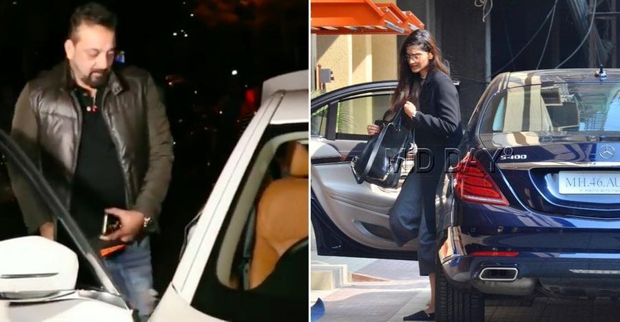 Sanjay Dutt की 7-Series से Sonam Kapoor की S-Class तक; 11 सेलेब्स और उनकी नयी गाड़ियाँ!