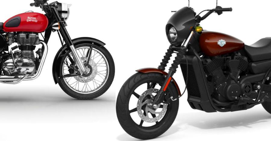 Harley Davidson की नई 250सीसी-500सीसी मोटरसाइकिल Royal Enfield को टक्कर देंगी