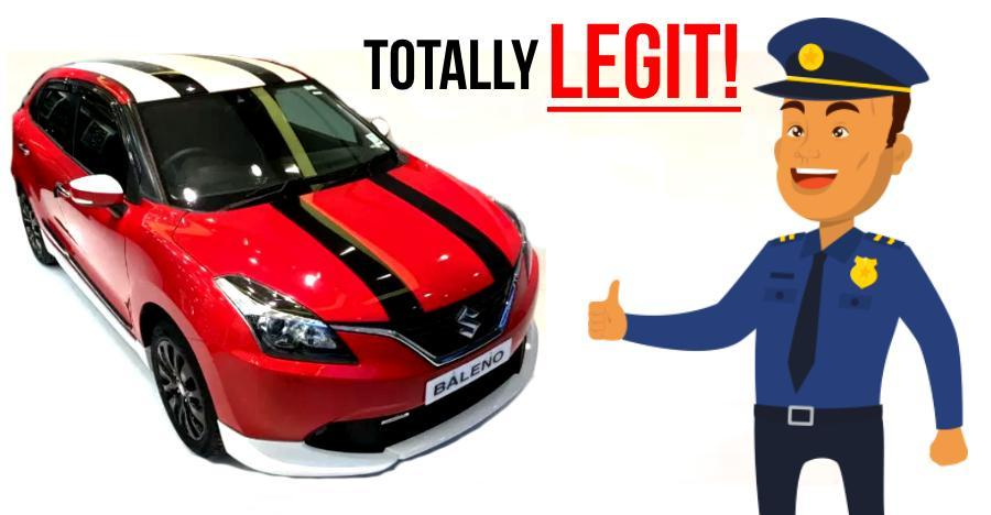 10 कानूनी कार मॉडिफिकेशन्स जिनके लिए आपकी कार को ज़ब्त नहीं किया जा सकता