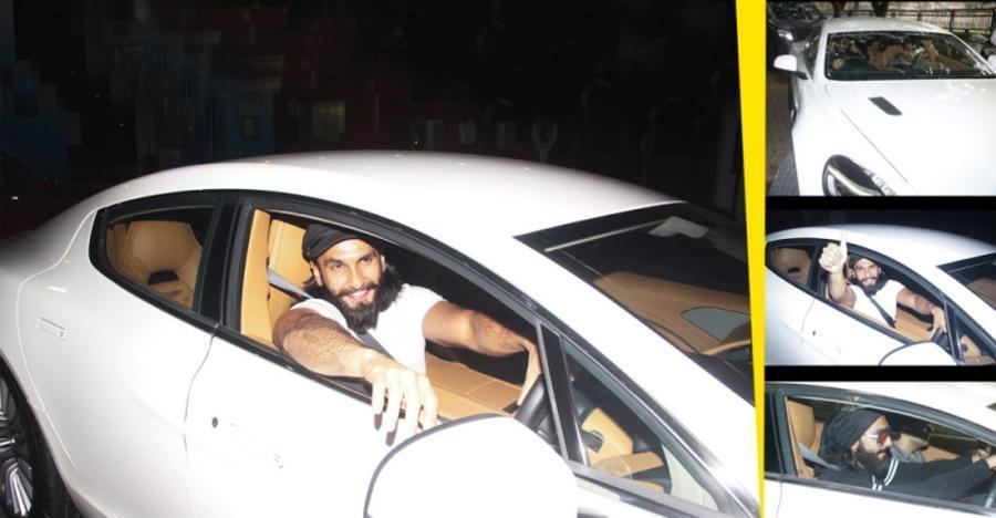 Ranveer Singh से Varun Dhawan तक: बॉलीवुड के युवा सितारों की लक्ज़री कार्स