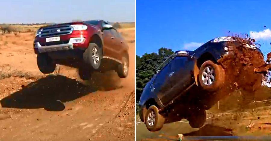 Toyota Fortuner से Mahindra Thar तक: ये 5 SUVs हवा में उड़ा करती हैं!