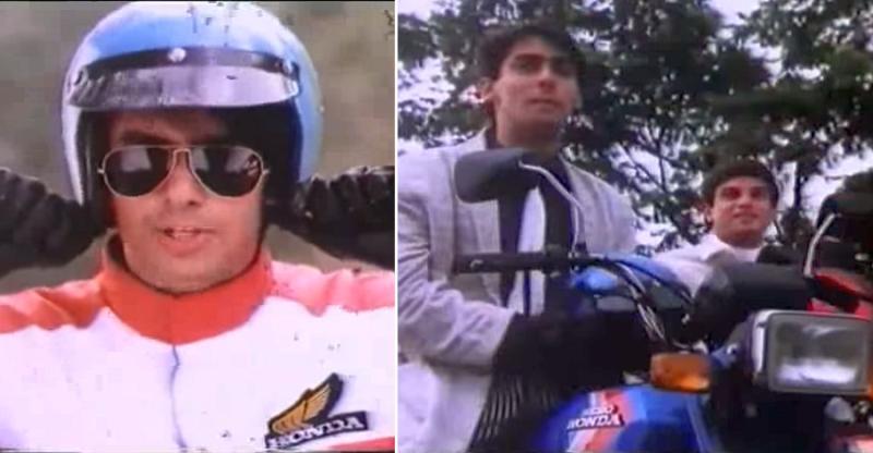Salman Khan के Hero Honda से Hrithik Roshan के Karizma विज्ञापन तक: 5 मशहूर हस्तियों द्वारा किए गए बाइक विज्ञापन