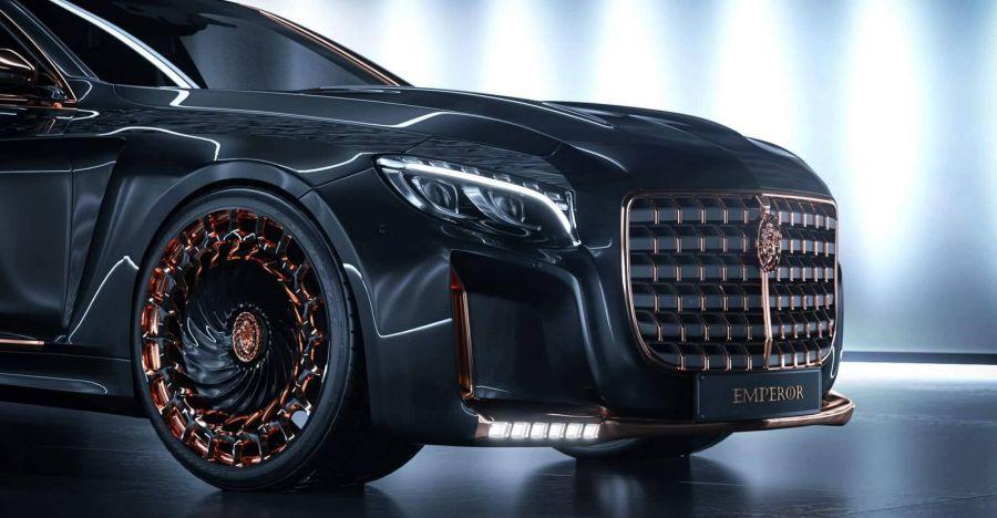 इस Maybach की कीमत के सामने Rolls Royces बौनी लगती है!