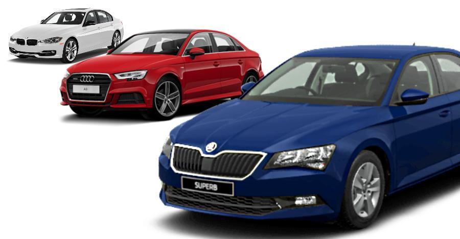 Skoda Superb के ऐसे फ़ीचर्स जो आपको Audi, BMW और Mercedes Benz में नहीं मिलते!