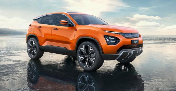 Tata H5X SUV के नाम रीवील से पहले आया इसका टीज़र…