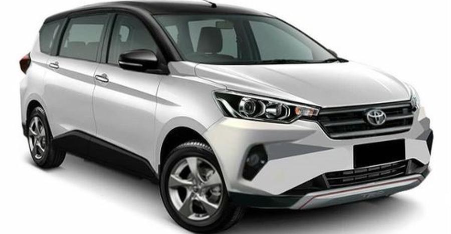 Toyota ब्रांडिंग वाली Ertiga शायद कुछ ऐसी दिख सकती है…