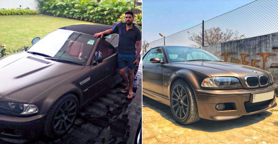 Yuvraj Singh की Autologue Design द्वारा मॉडिफाइड BMW M3 झकास दिखती है!