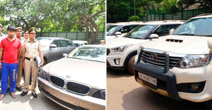BMW 7-Series, Toyota Fortuner जैसी गाड़ियाँ चुराने वाला MBA हुआ दिल्ली से गिरफ्तार!