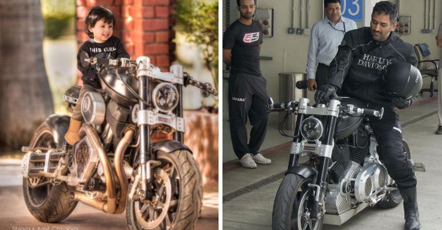 आज कैप्टेन कूल Mahendra Singh Dhoni का जन्मदिन है, पेश है उनका कूल बाइक कलेक्शन