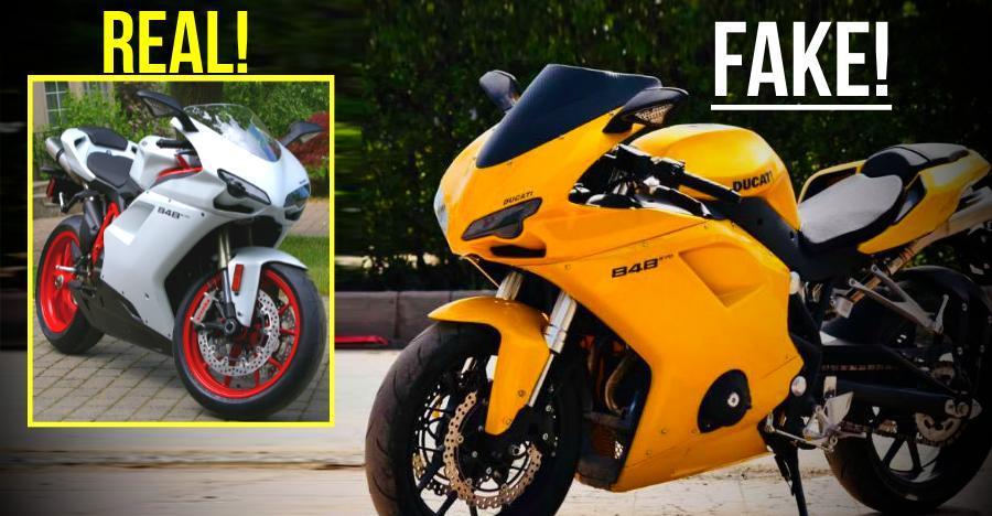 250 CC वाली 'Yamaha R1' से 'Honda Fireblade' तक; इन बाइक्स की चीनी नक़ल पाकिस्तान में बिक रही हैं!