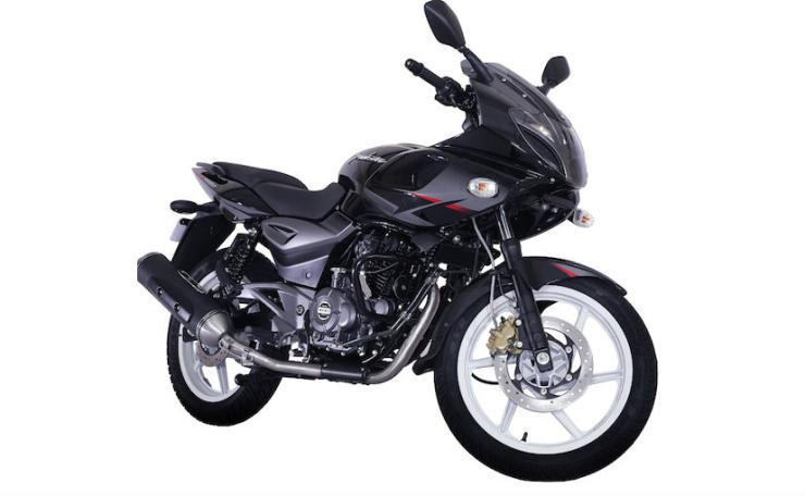 2018 Bajaj Pulsar 220f Black Pack Edition