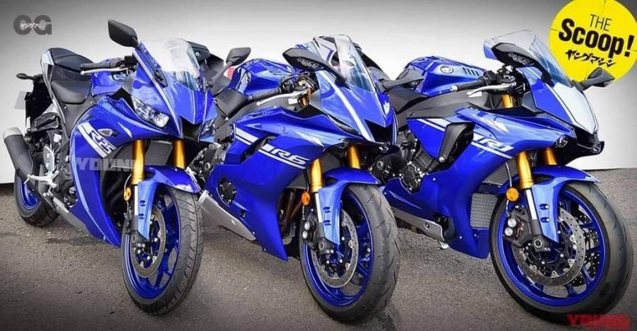 2019 Yamaha R25 Render Indiafeatured