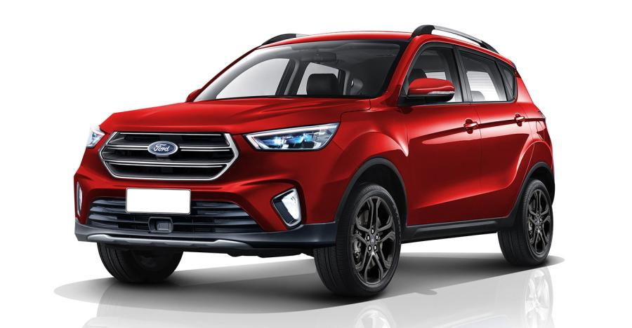 2020 2nd Generation Ford Ecosport Compact Suv Featured 1