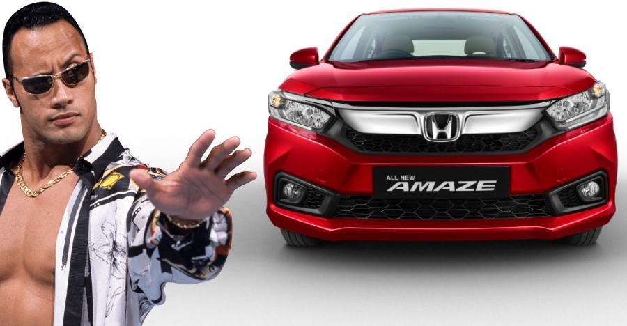 तो ये कारण हैं की हर कोई Honda Amaze को खरीद रहा है…