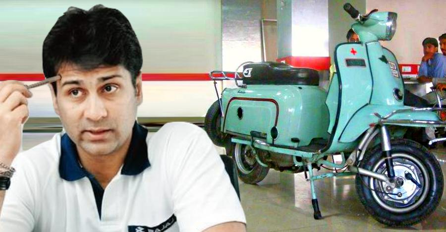 Bajaj Scooter Production Featured