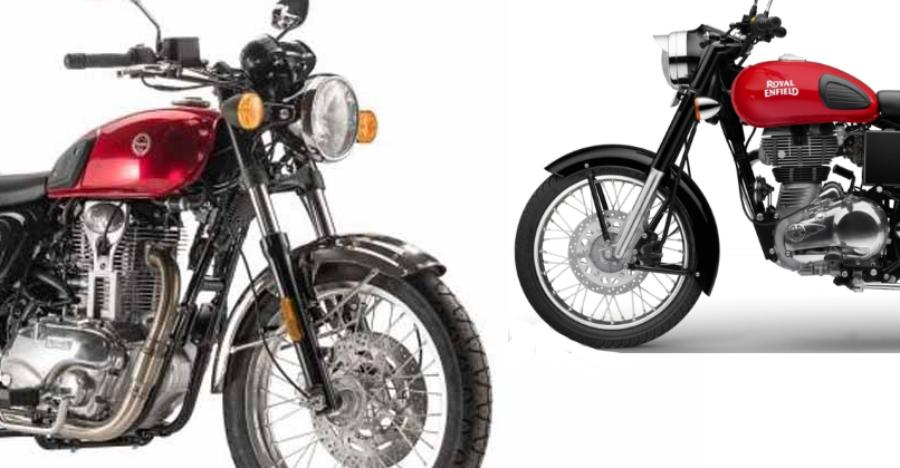 Benelli Royal Enfield India Featured