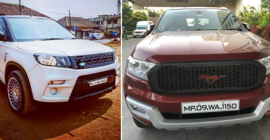 Maruti Brezza Evoque से लेकर Endeavour Mustang तक: पांच कस्टम कार्स जो महत्वाकांक्षा का हुईं शिकार