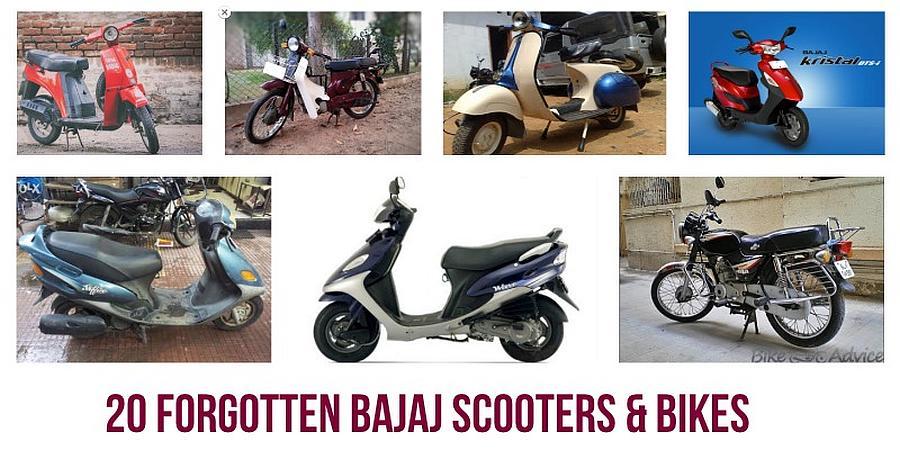 Bajaj के 10 और टू-व्हीलर्स जो जनता काफी जल्दी भूल गयी…