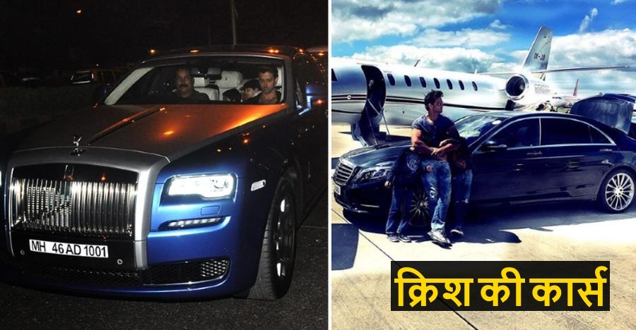 Hrithik Roshan Luxury Cars Feature