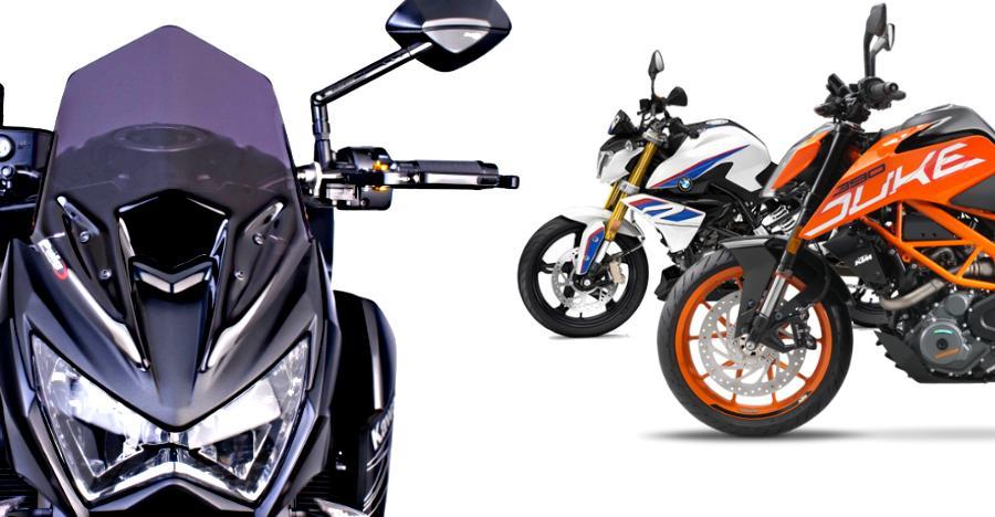 Kawasaki Z400 आ रही है और ये KTM Duke 390 और BMW G 310R की नींदें उड़ाएगी…
